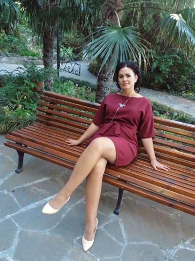 Татьяна Радионова, Симферополь