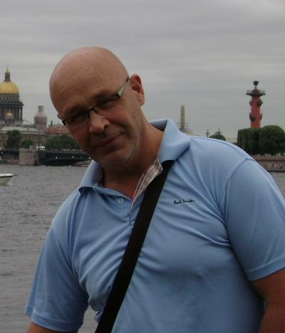 Дмитрий Павлов, Санкт-Петербург