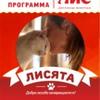"""ЛИСята - кураторская программа приюта """"ЛИС"""""""