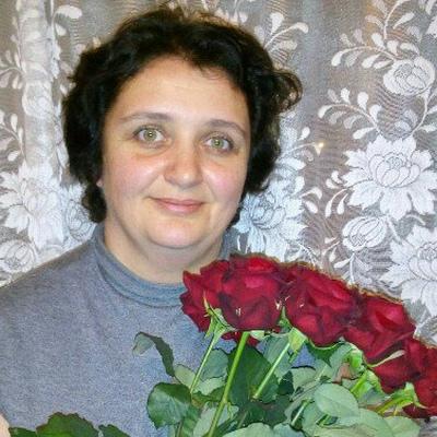 Галина Краснобрыжая, Луганск