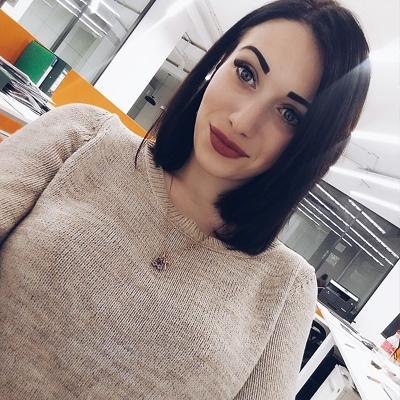 Анастасия Шеремет, Киев