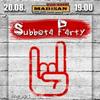 20.08. - Subota Party - MADiSAN