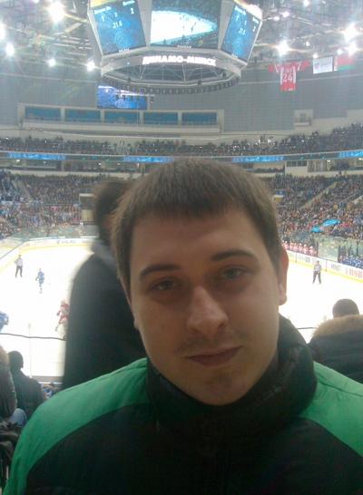 Виктор Борткевич, Минск