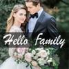 HELLO FAMILY Организация свадьбы Москва