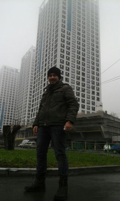 Shahob Gafurov, Екатеринбург