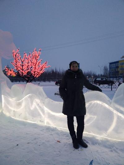 Олеся Казак, Муравленко