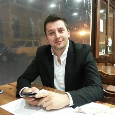 Ромео Риччи, Одесса