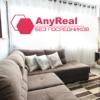AnyReal Недвижимость без риэлторов