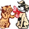 Кот и Пес. Камчатка