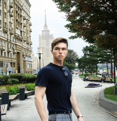 Кирилл Байдаков, Москва