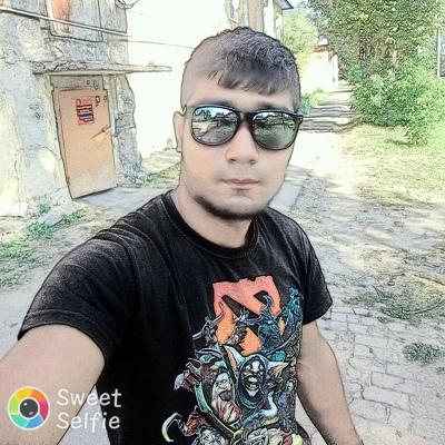 Федя Абдусаматов, Кашира (деревня)