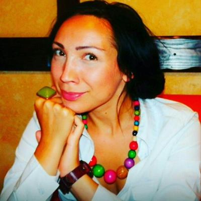 Анастасия Тарасова, Киев