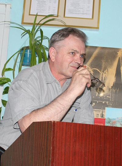 Николай Паболков, Балашов