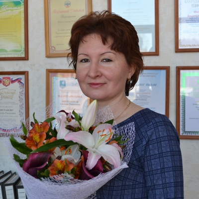Альмира Мигранова