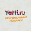 Оригинальные подарки Yatti (Ятти) Тольятти 2020