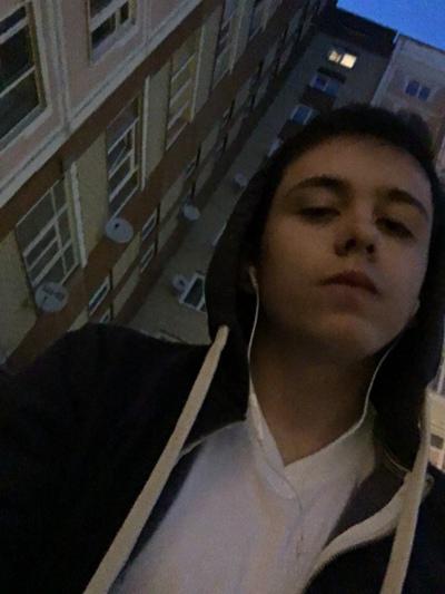 Женя Репарюк, Череповец