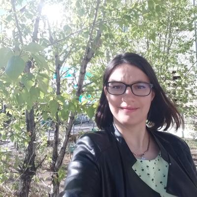 Наталья Поломошнова, Гусиноозерск
