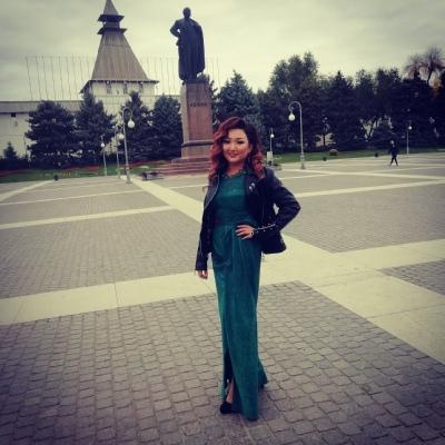 Эльвира Аубекерова