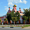 Храм Архангела Михаила город Талдом
