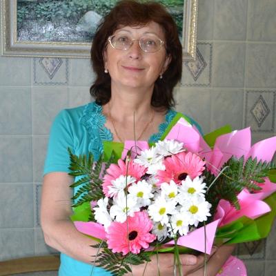 Людмила Лимарь, Россошь