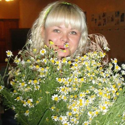 Анна Балдакова