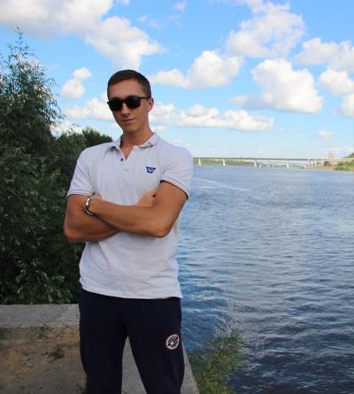 Максим Фролов, Иваново