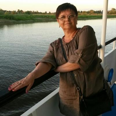 Марина Обысова