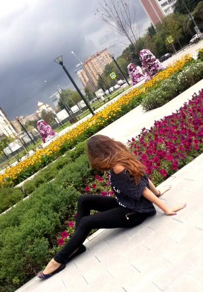 Виктория Гильтман, Москва