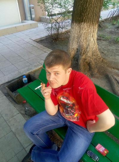 Александр Тамбовцев, Краматорск
