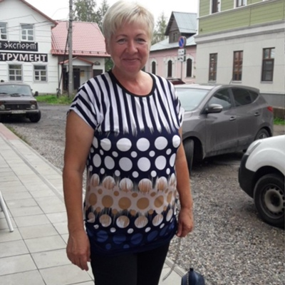Елена Артемьева, Белозерск