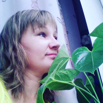 Анна Садовская, Курган