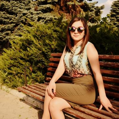 Кристина Накагутова, Кишинев