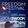 Freedom Festival 2016 Алматы