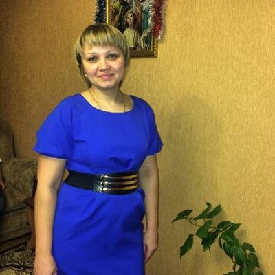 Нина Шморгун, Куйбышев