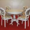 Фабрика Квинта-Мебель. Столы и стулья из массива