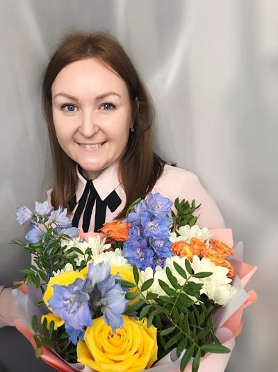 Ольга Меркушкина, Саранск