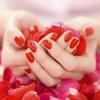 AleksandraNails - сайт мастера ногтевого сервиса