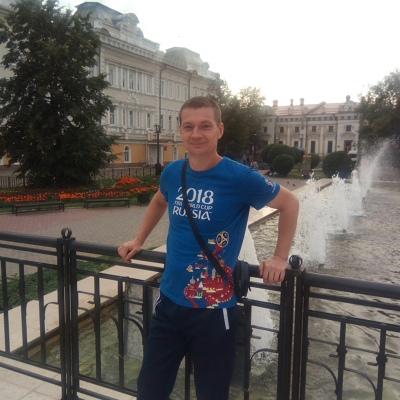 Алексей Гора, Ангарск