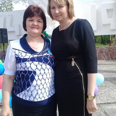 Natalia Romanovskaya, Mirgorod