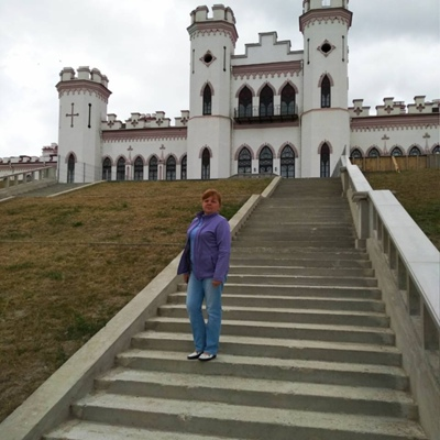 Марина Герасимчук (Никитина), Брест