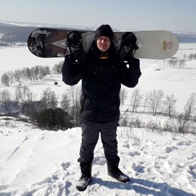 Ярослав Шипилов, Юрга