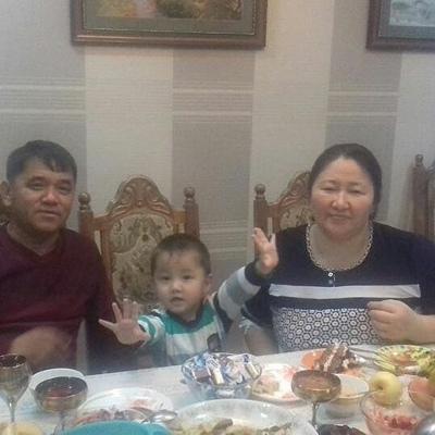 Айбек Сандыбаев, Уржар
