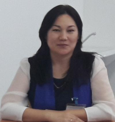 Арайлым Ізбасарова