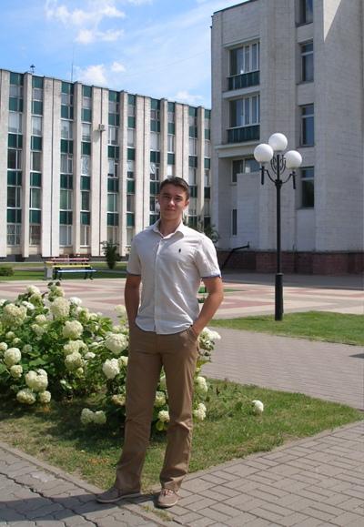 Александр Казначеев, Борисовка