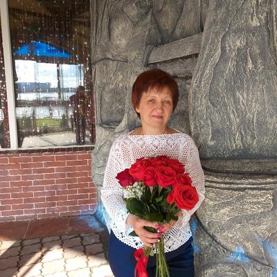 Марина Коптяева-Фёдорова