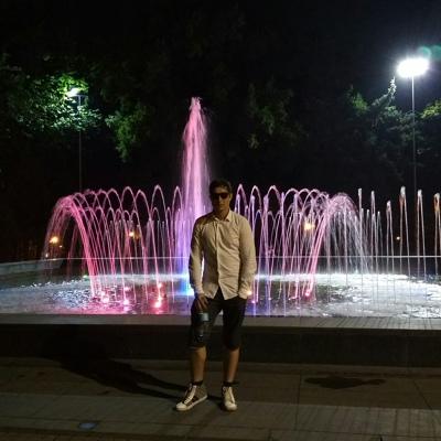 Виталик Кравцов, Харьков