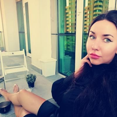 Marina Korneyeva, Dubai