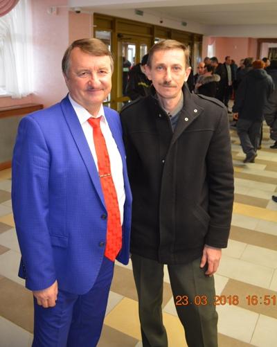 Вова Масляк, Гродно