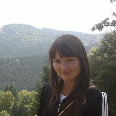 Катя Стулина