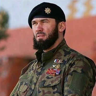 Магомед Даудов, Грозный